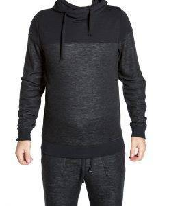 Base Two Hoodie Charcoal