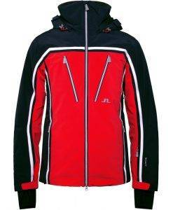 Moffit Jacket Mens Racing Red