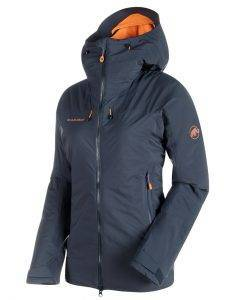 mammut women ski jacket nordwand thermo night