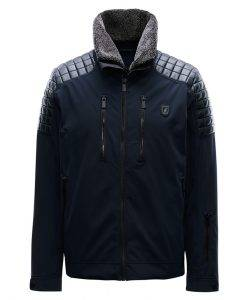 toni sailer bradley fur mens ski jacket midnight