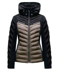 toni sailer womens edie splendid brown ski jacket