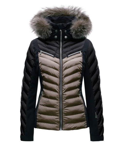 Toni Sailer Edie Splendid Fur Ski Jacket