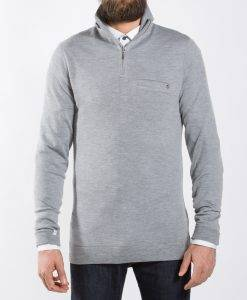 Base Two Grey Melange