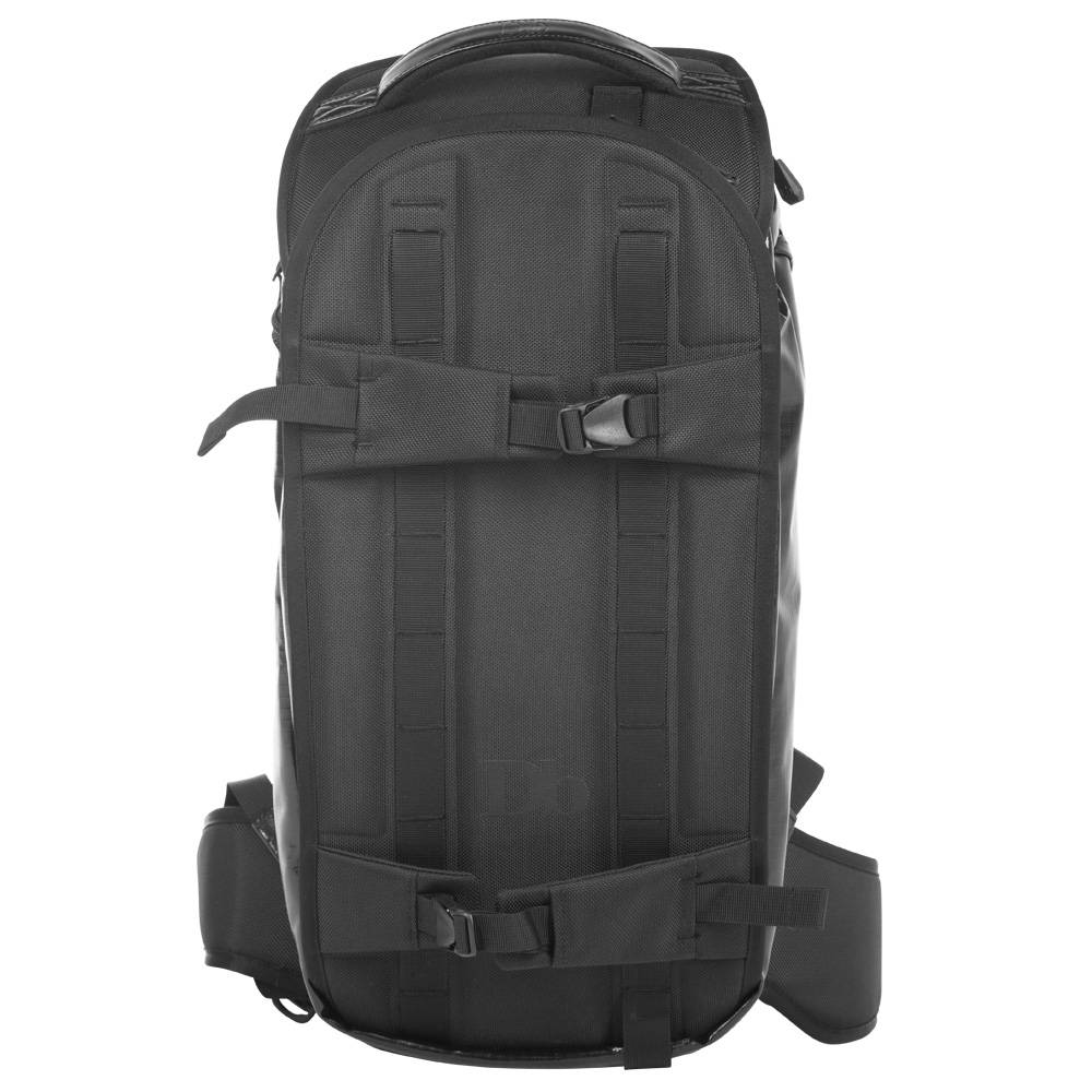 Explorer backpack Black Out