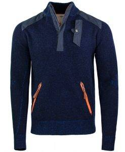 Alpine Guide Sweater Navy