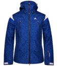 Harper Jacket Mens Blue Square