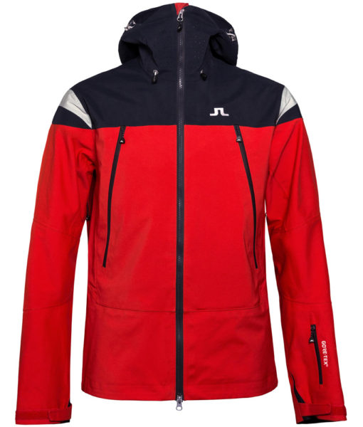 Harper Jacket Mens Racing Red