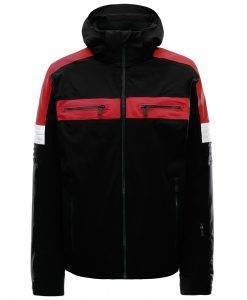 Toni Sailer Lewis Black Ski Jacket