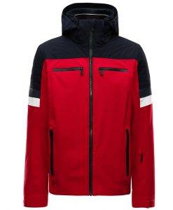 Toni Saile Luke red ski jacket