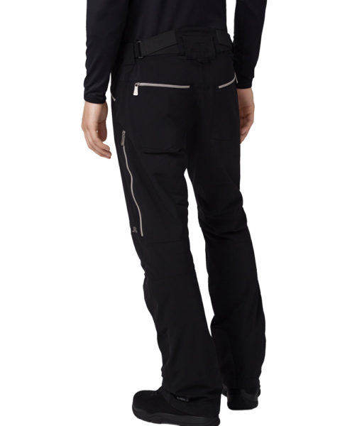 Moffit Pant Mens Black Side