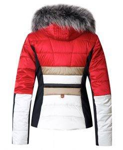 Peak Perfromance Destiny ski jacket back