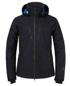 J.Lindeberg Regal Black Ski Jacket