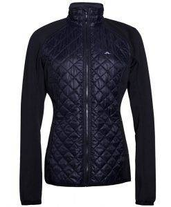j lindeberg womens atna ski jacket black