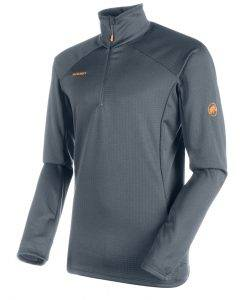 mammut ski baselayer moench gray