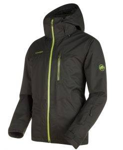 mammut ski stoney thermo gtx thermo ski jacket graphite