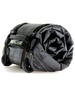 Douchebags Black Camo Ski Bag