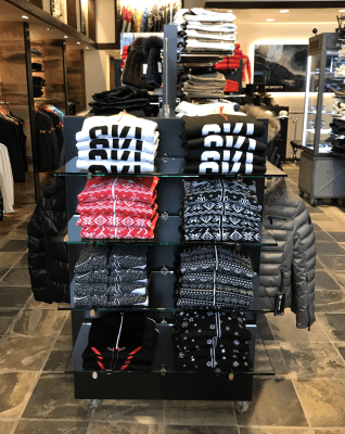 newland from italy ski sweaters