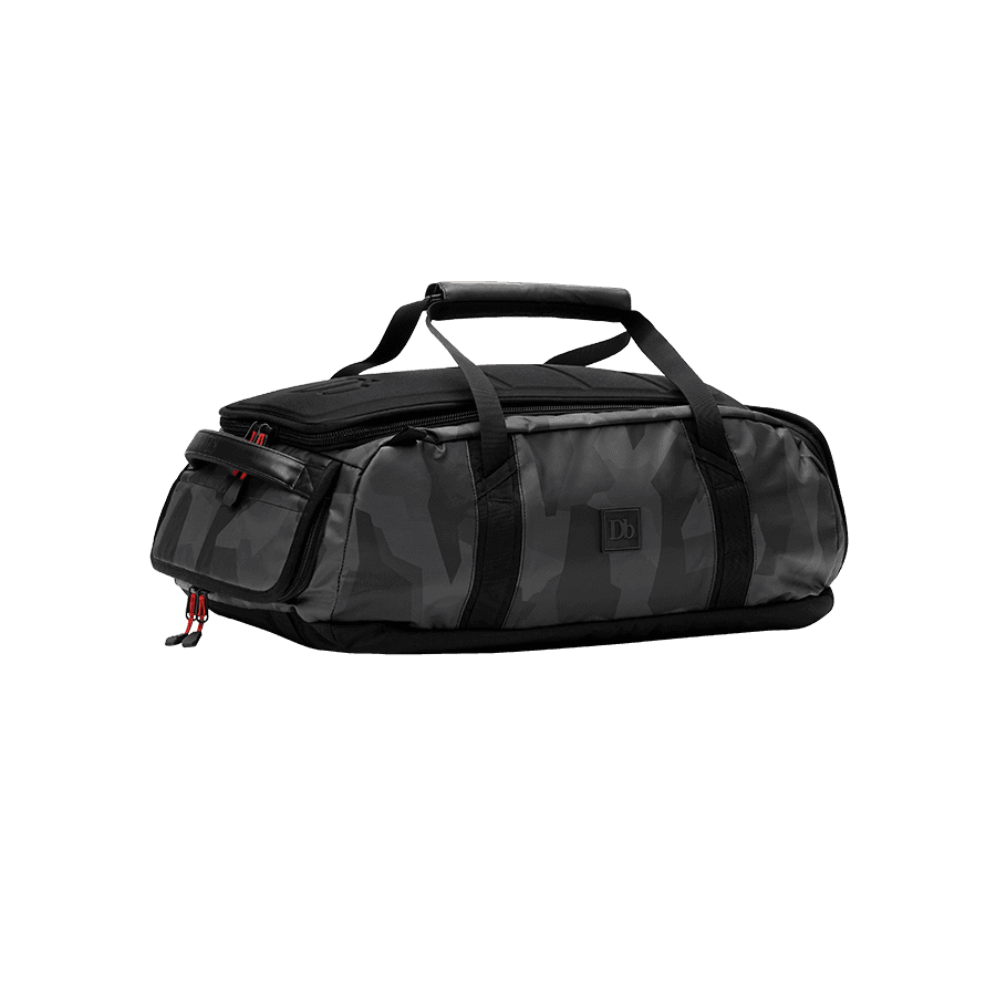 Carryall 40L Douchebags Black Camo
