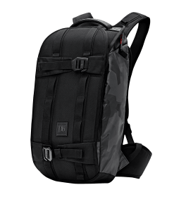 DB Explorer Backpack Black Camo