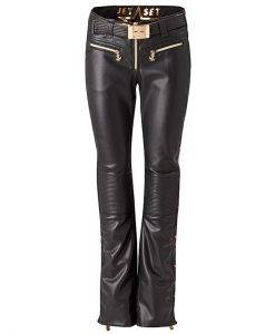 Jet Set Tiby Leather Ski Pant