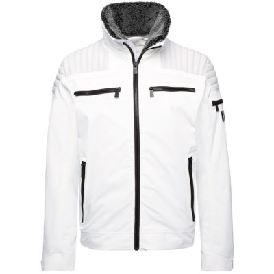 Toni Sailer Bogart Fur Ski Jacket
