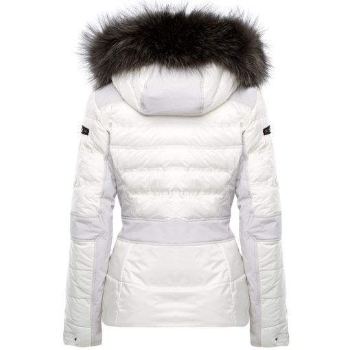 Maria Fur Bright White