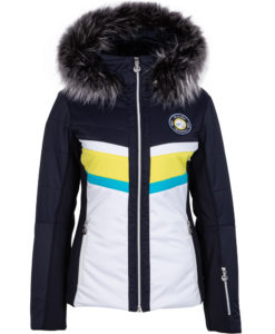 Jova Fur Ski Jacket