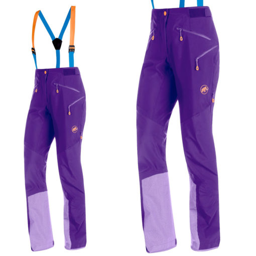 MSA Nordwand Pro Womans ski pant dawn