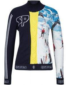 Sportalm Mocking Ski Sweater