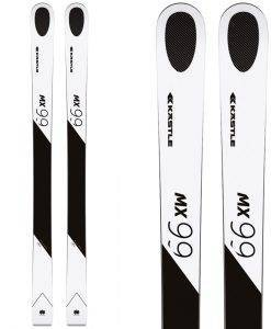 Kastle MX99 Skis