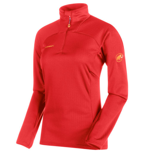 mammut ski wear womens moench red