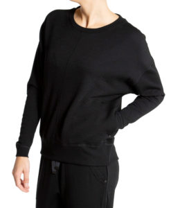 Ladies Base Two Crewneck