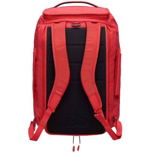 Scarlet Red Carryall 65L