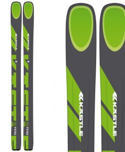 Kastle FX106 HP Skis