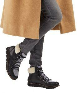 Sorel Harlow Lace Cozy Boot