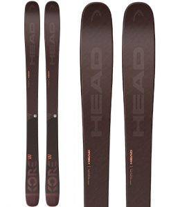 Head Kore 99 W Skis