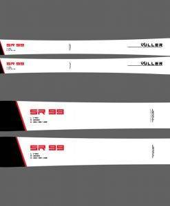 Miller Skis Limited Edition