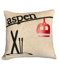 Aspen Pillow Grey