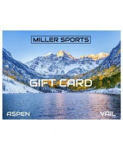 Miller Sports Gift Card
