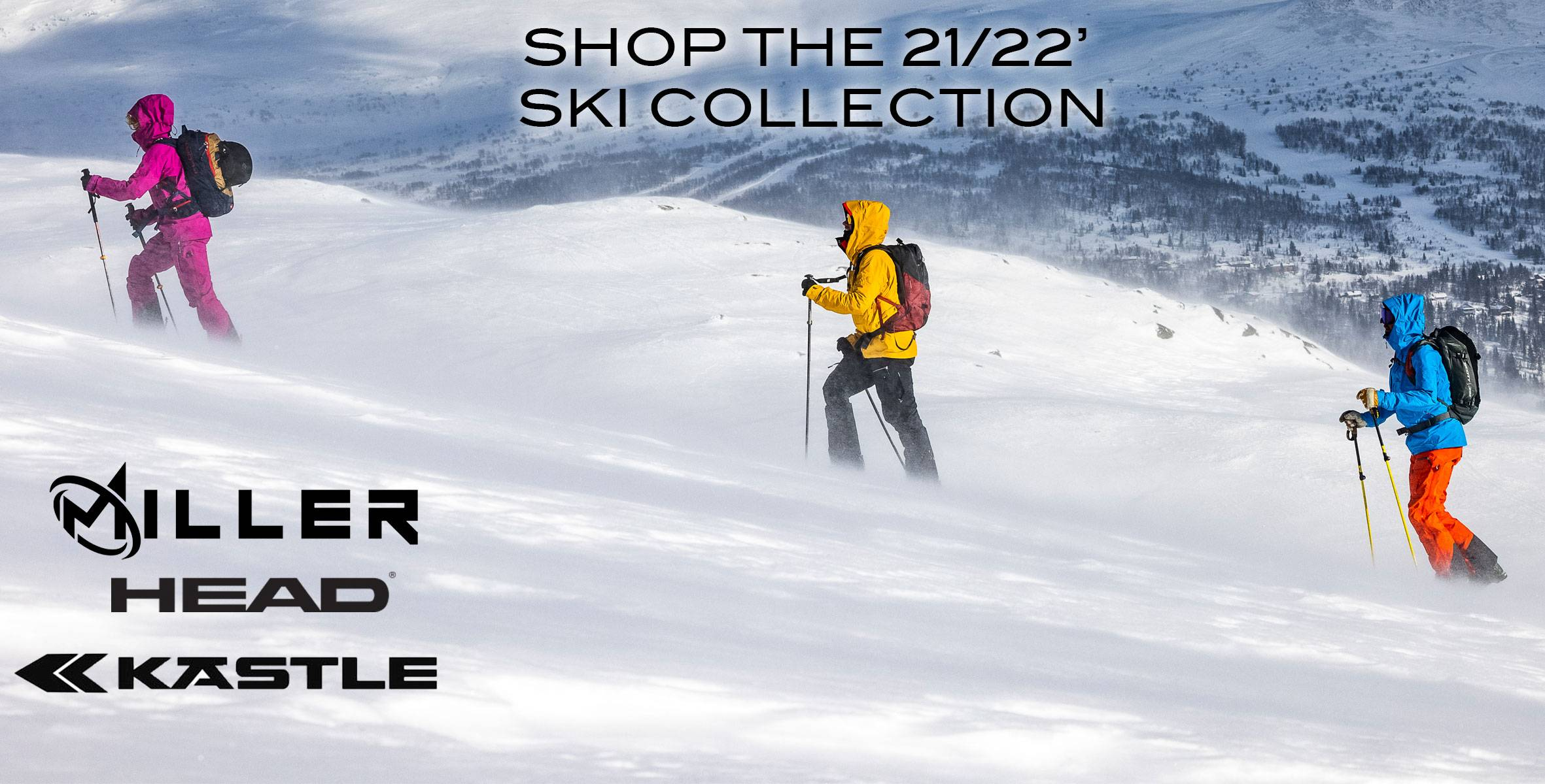 Shop New Skis Miller Sports